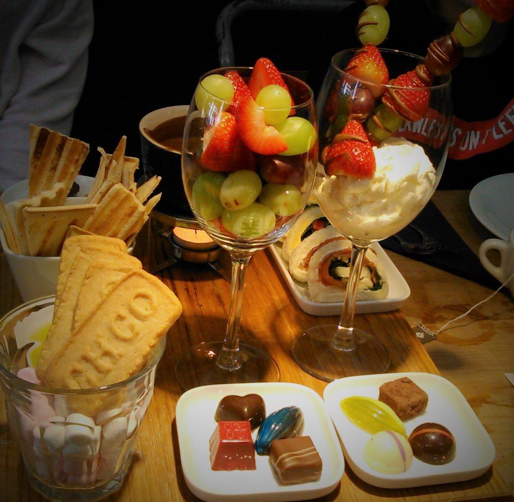 High Choc Chocolate company café