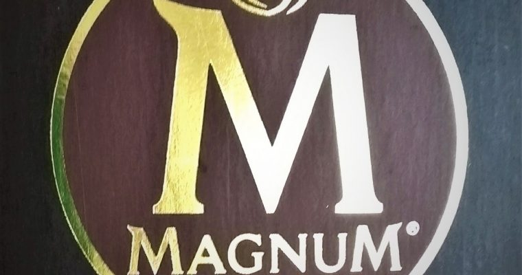 Magnum Signature Chocolate