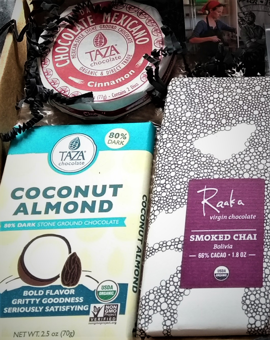 Raaka en Taza: bean to bar chocolade uit de USA