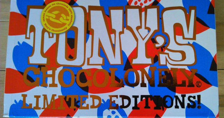 Tony's Chocolonely: Limited Editions
