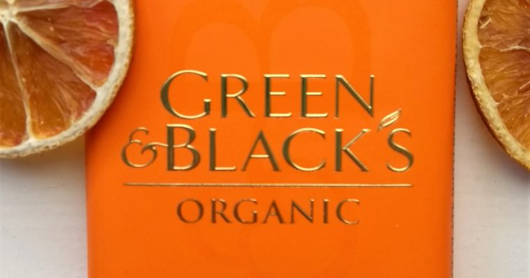 Green & Black's Blood Orange