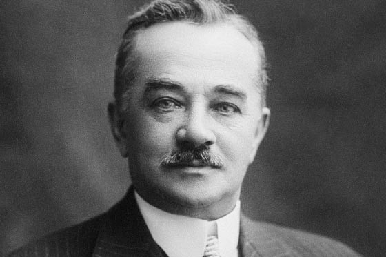 Milton Hershey, King of Choc