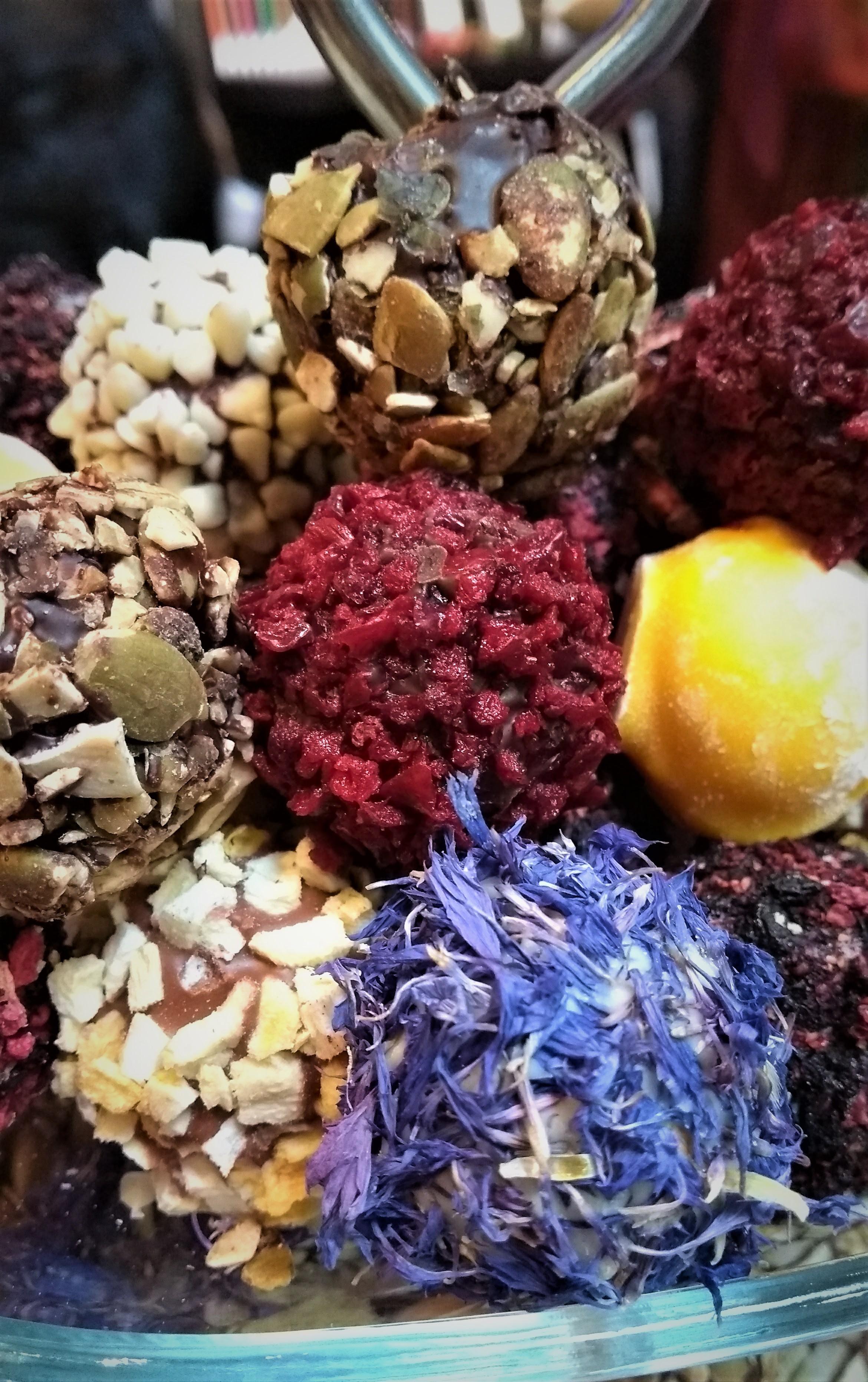 Vakbeurs Foodspecialiteiten – what's new op chocoladegebied?