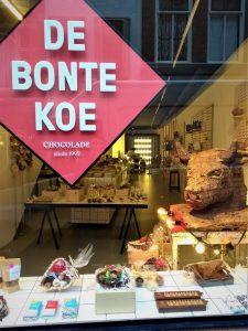 Bonte Koe chocolade Den Haag