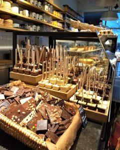 Chocolate company café Den Haag