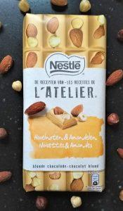L'Atelier Blonde chocolade