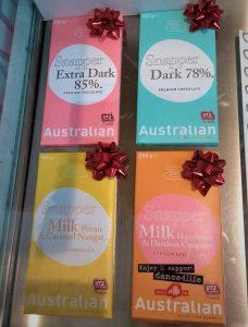 Australian chocolade Utrecht