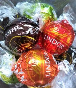 Lindt chocolade Utrecht