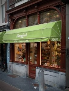 Simon Lévelt Utrecht chocoladewinkel