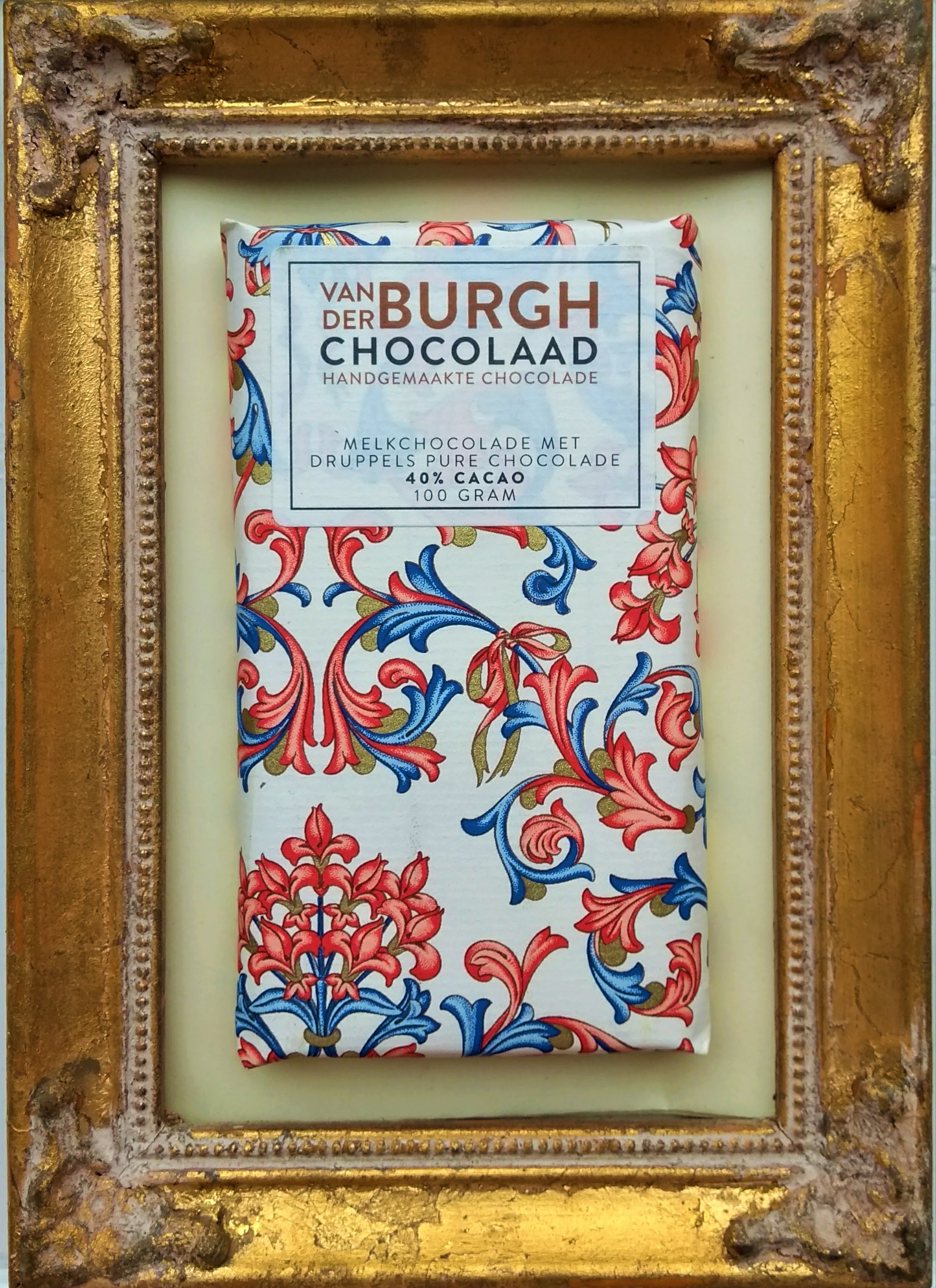 Van der Burgh Chocolaad review