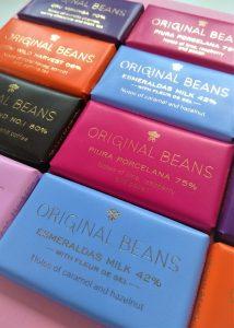 Original Beans chocolade