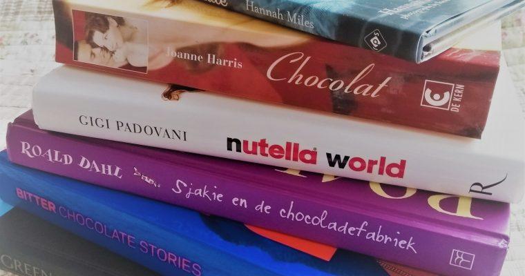 Deze chocoladeboeken moet je lezen!