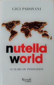 chocolade boek nutella