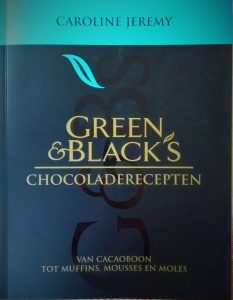 chocoladeboek Green & Black's