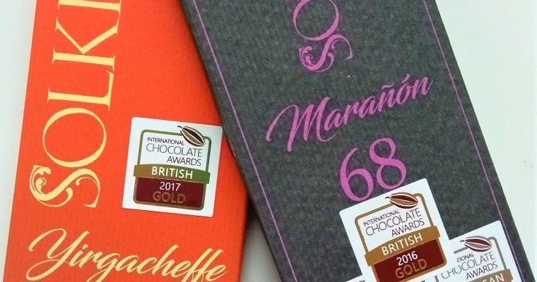 Solkiki: chocolade uit Engeland