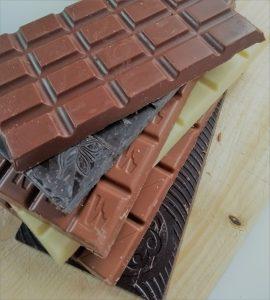 suikerarme chocolade