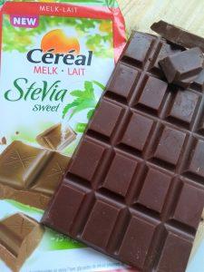 suikervrije chocolade Cereal