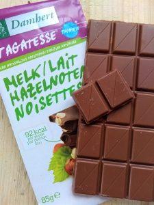 Suikervrije chocolade tagatesse