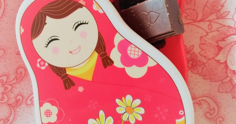 Alyonka: chocolade uit Rusland