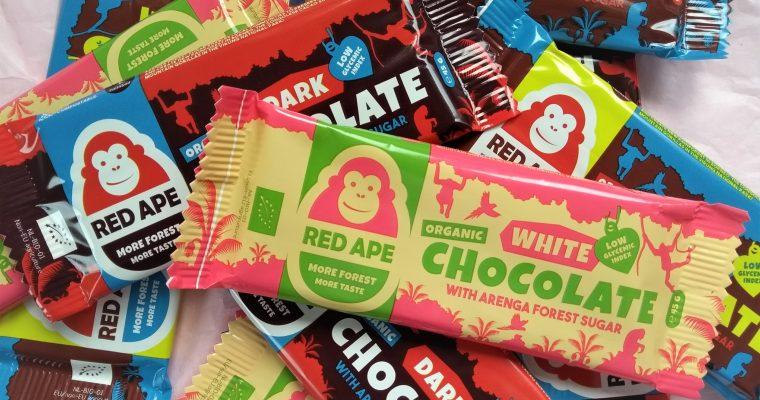 Red Ape chocolade winactie