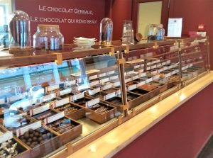 Laurent Gerbaud chocolade Brussel