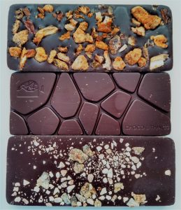 Choco & Things rauwe chocolade