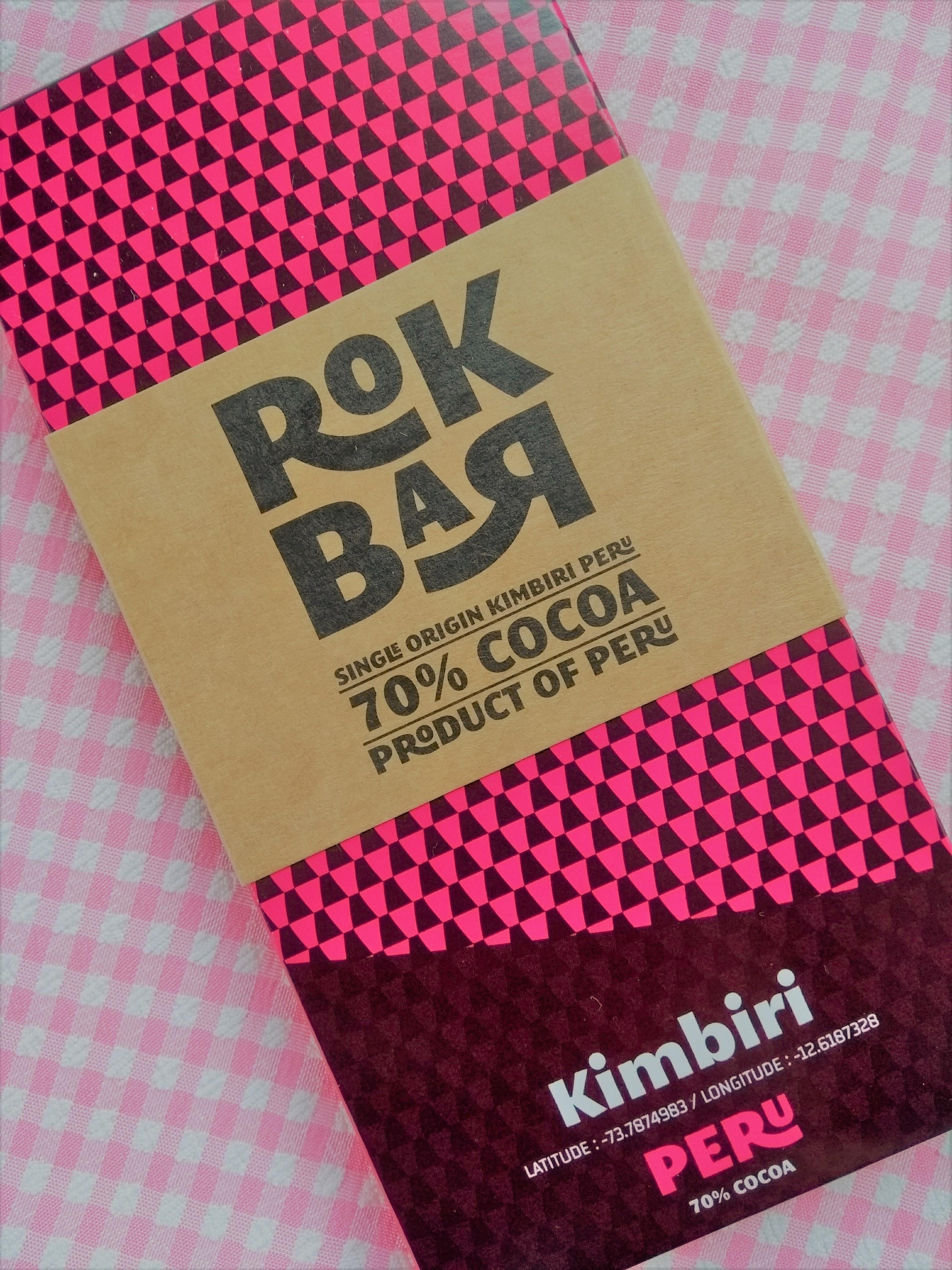 Rokbar: chocolade door en voor vrouwen