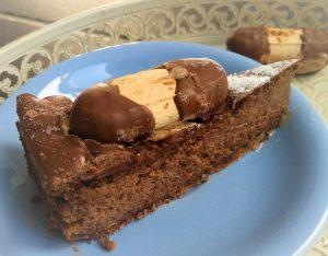 chocolade cheesecake met bokkenpootjes