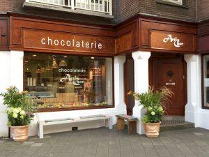 Arti Choc chocoladewinkels Amsterdam