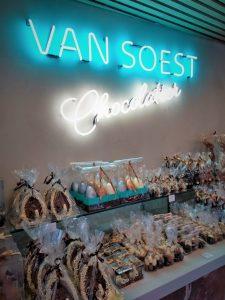 Van Soest Amsterdam chocoladewinkel