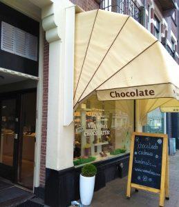 Van Velze's chocolaterie Amsterdam
