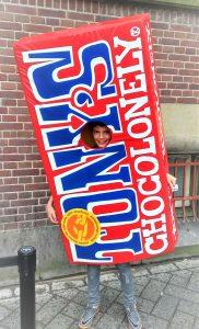 Tony's Chocolonely winkel Amsterdam