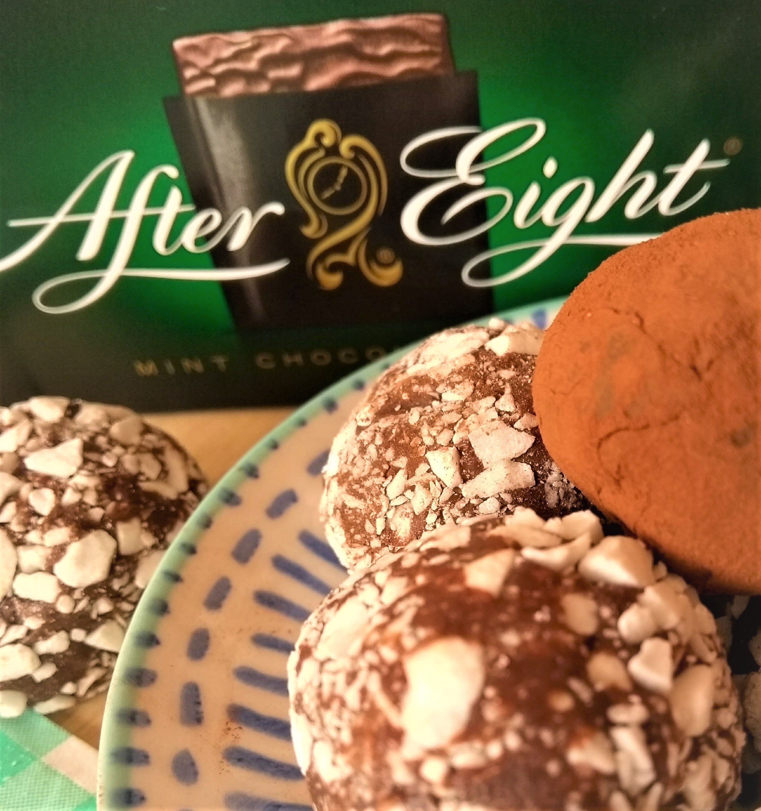After Eight Truffels