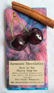 Dormouse chocolade zure kersen