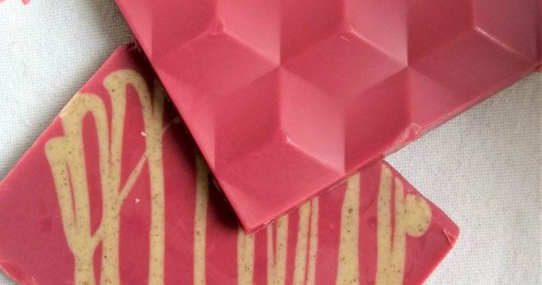 Dormouse Cherry Soup Bar: chocolade met zure kersen en kaneel