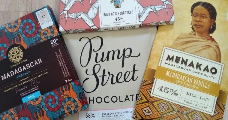 Cacao uit Madagaskar
