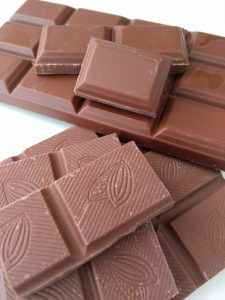 chocoladerepen Madagaskar
