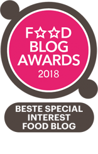 foodblog awards 2018 logo