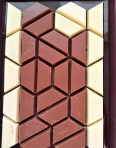 chocoladeletter puzzel