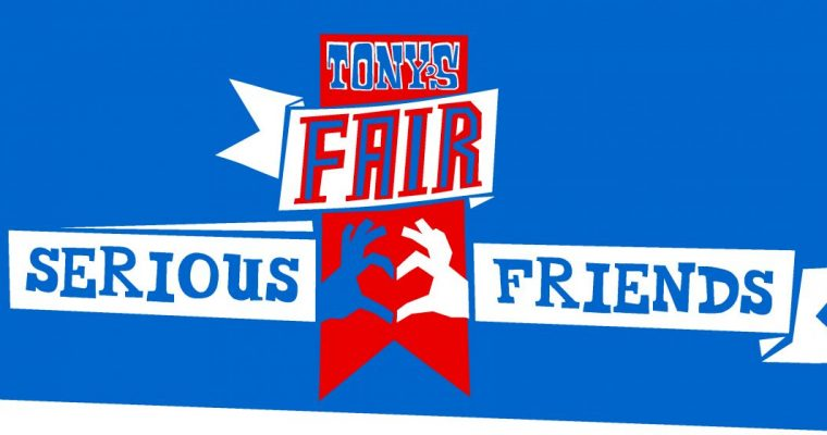 WIN: tickets voor Tony's FAIR 2018