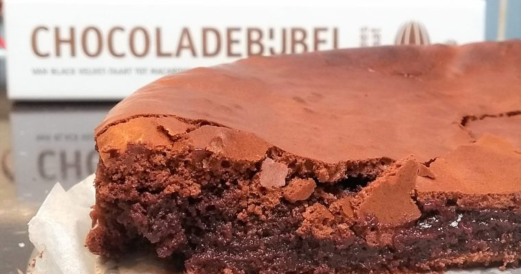 Mississippi Mud Pie uit de Chocoladebijbel