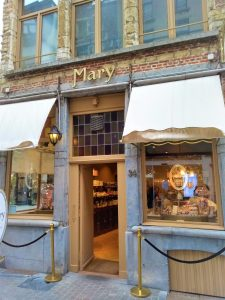 Chocolatier Mary Antwerpen