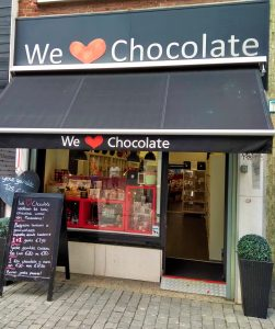 chocoladewinkel Breda We Love Chocolate