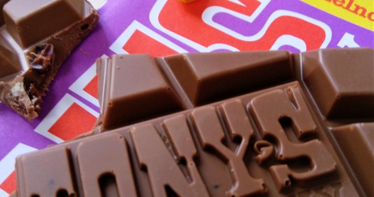 Dit is de nieuwe Tony's Chocolonely Estafettereep
