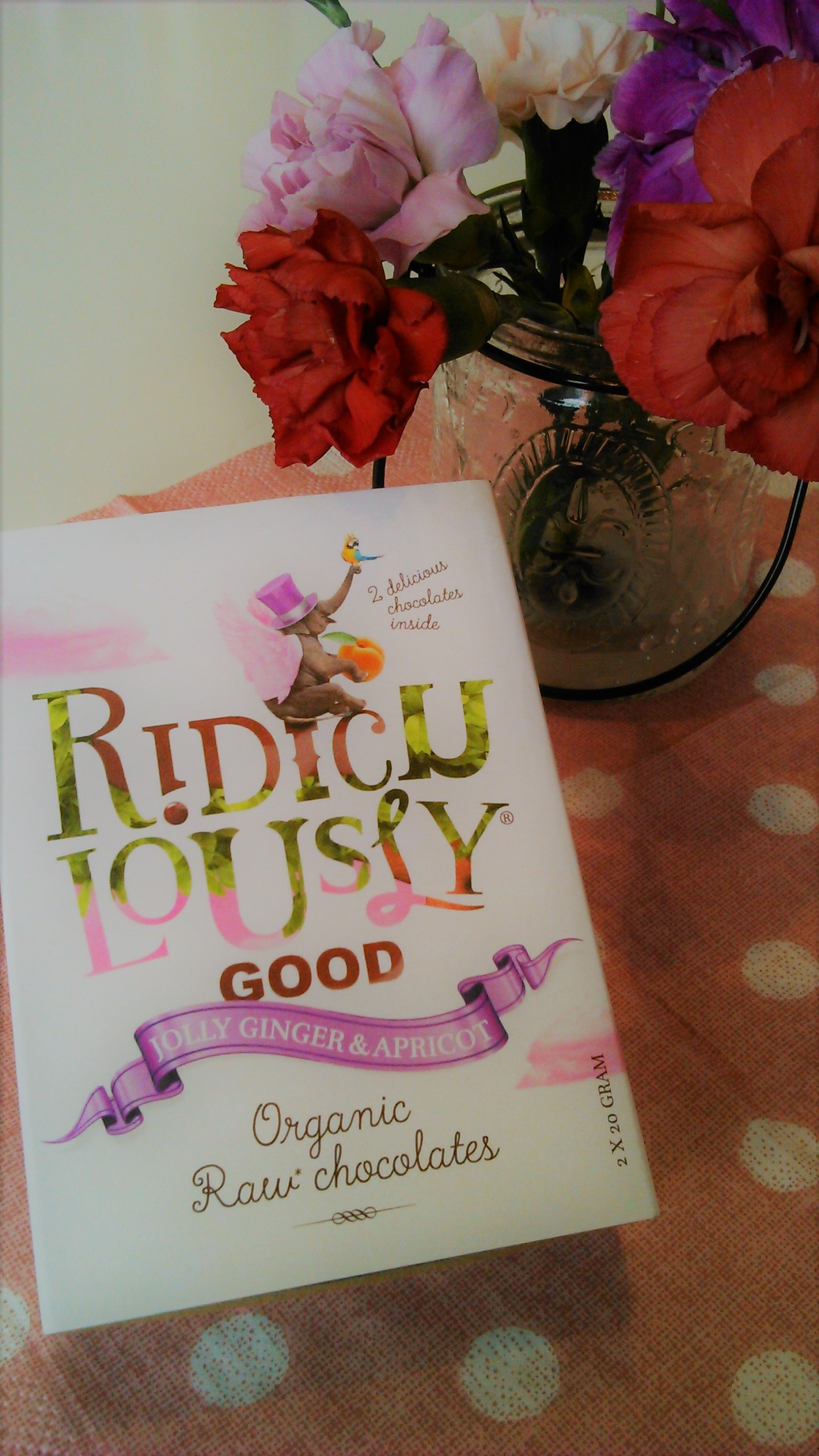 Ridiculously Good – Jolly Ginger & Apricot