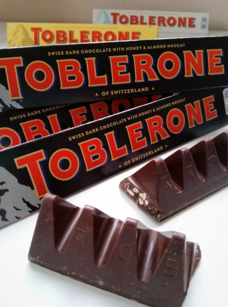 Toblerone puur