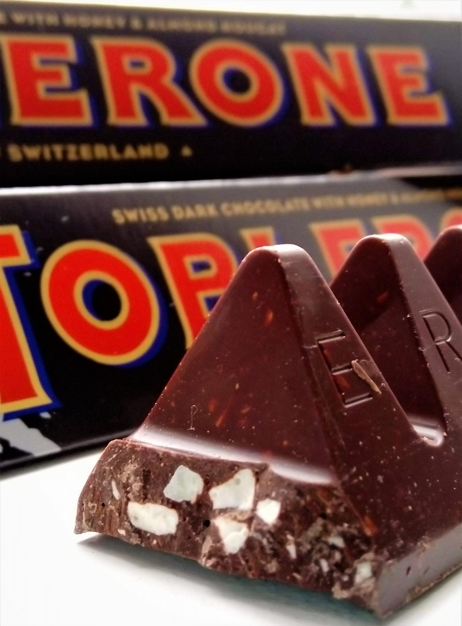 Waarom is Toblerone puur slechts af en toe verkrijgbaar?