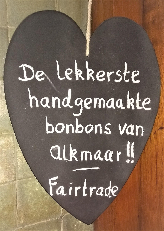 Chox and the City: chocoladewinkels in Alkmaar