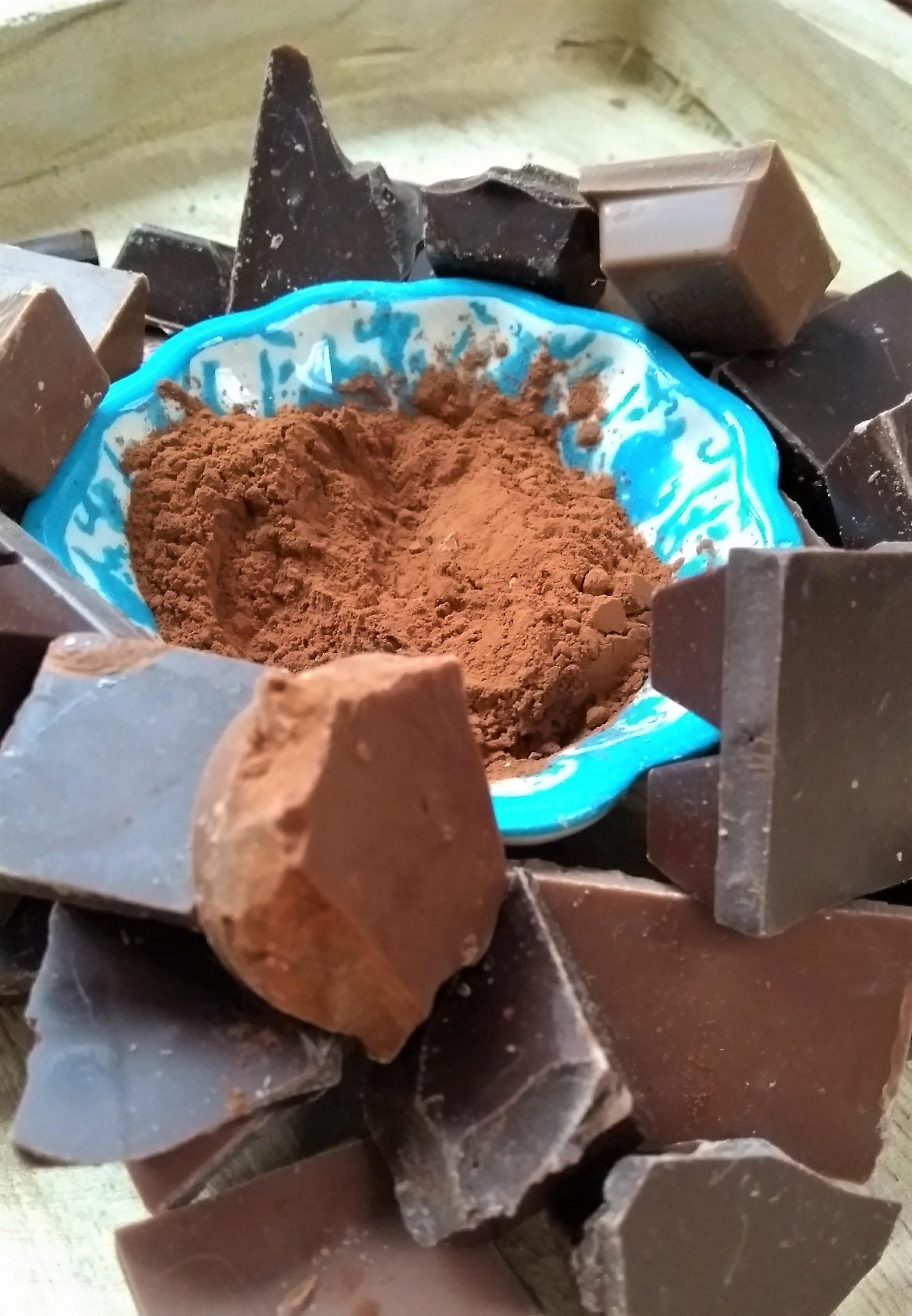 Donkere melkchocolade: nieuwe trend