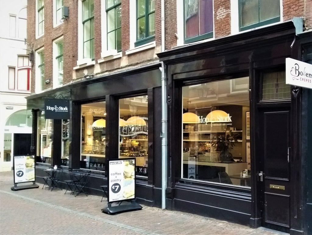 Hop & Stork chocoladewinkel Utrecht